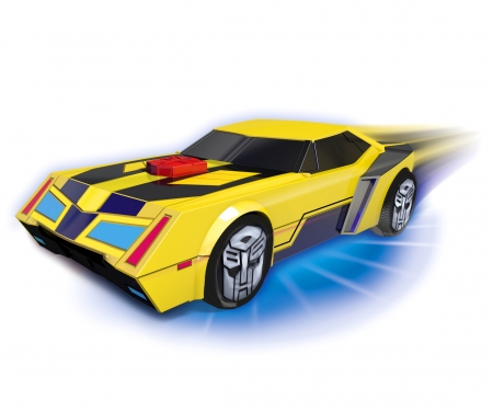 Transformers Mini Con Deployer Bumblebee 20cm