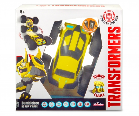 Transformers RC Bumblebee 1/16