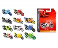 Majorette Motorbikes Cross, 12-sort.