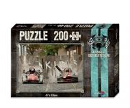 "V8 - Puzzle 200 tlg. ""Durchbruch"""
