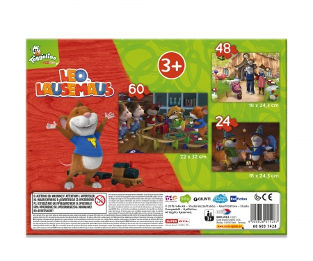 Tip the Mouse 3 in 1 jigsaw puzzle