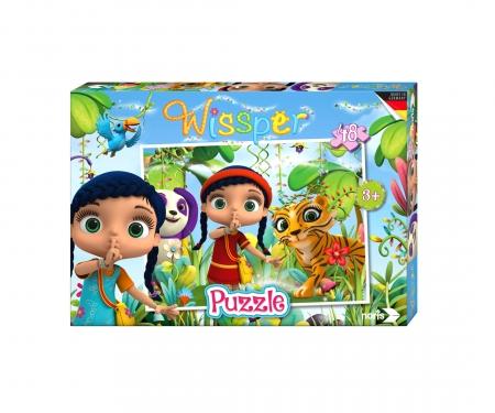 """Wissper - Puzzle 48pcs.""""Forest World"""""""