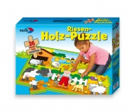 wooden - bottom puzzle 26 p.