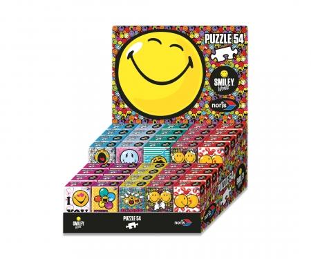 Smiley - Minipuzzle