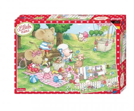 Lillebi - Puzzle 2x24tlg.