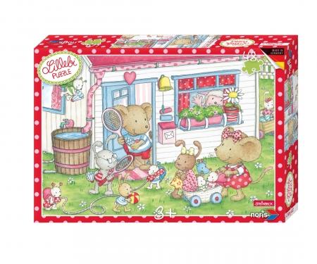 Lillebi - Puzzle 48pcs.