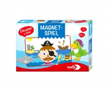 Magnetic game - Pirates in sight!