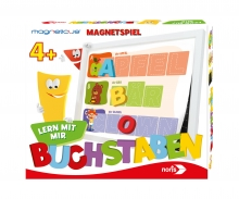 Magneticus Learning - Letters