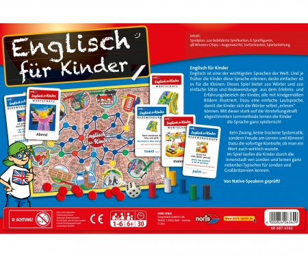 English for Children 1st + 2nd class