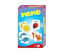 Memo - Mitbringspiel