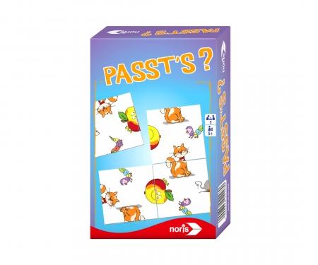 Passt's - travelgame