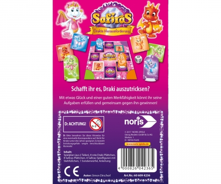 Safiras - Drakis Challenge