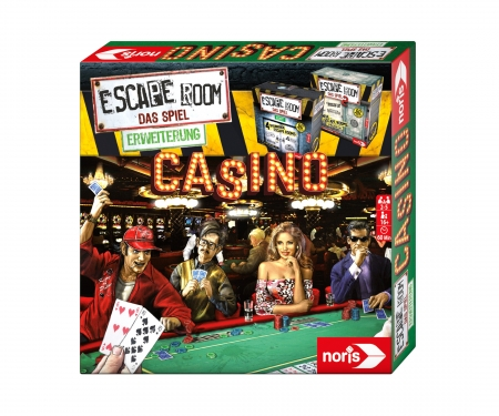 Escape Room Casino