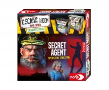 Escape Room Secret Agent
