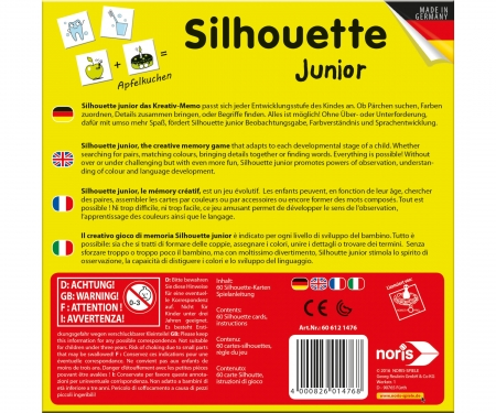 Silhouette Junior
