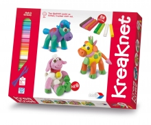 """KreaKnet 3 in 1 """"Bauernhof"""""""