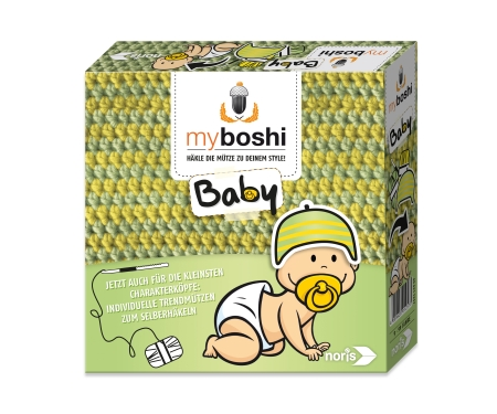 myboshi Baby - Yamamogli/Iwaki