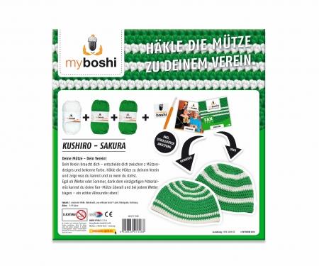 myboshi - Fan Mütze Kushiro/Sakura