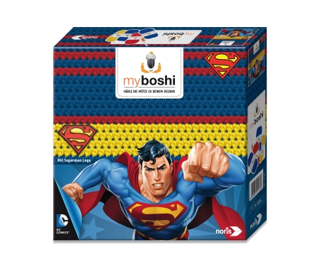 myboshi - Superhelden Superman