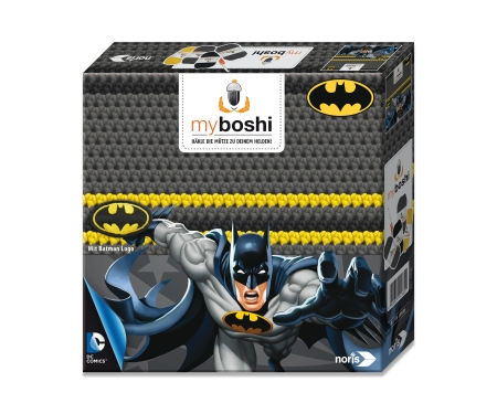 myboshi - Superhelden Batman