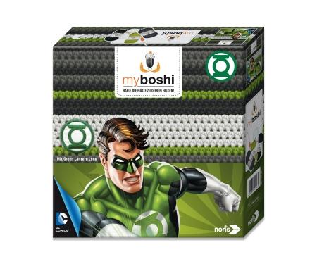 myboshi - Superhelden Green Lantern
