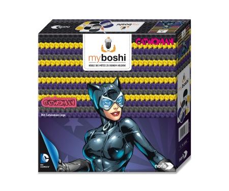 myboshi - Superhelden Cat Woman