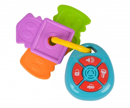 simba ABC Car Keys