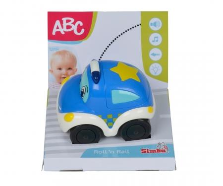 simba ABC Sound Vehicles, 3-ass.
