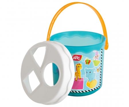 simba ABC Colorful Sorting Bucket
