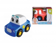 simba ABC Friction Vehicles, 2-ass.