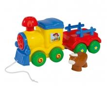 simba ABC Little Pull Along Train, 2-ass.