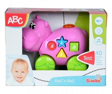 simba ABC Musical Animals, 2-ass.