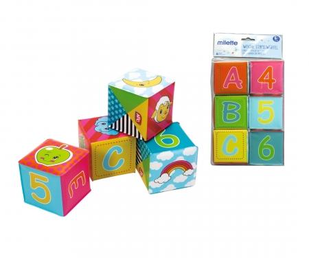 simba ABC soft Stacking Blocks