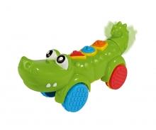 simba ABC Push-along Crocodile