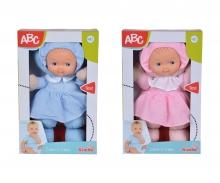 simba ABC Cuddly Doll, 2-ass.