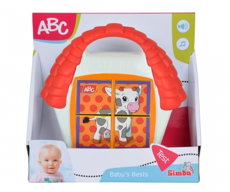 simba ABC Sound & Melody Puzzle