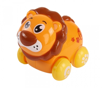 simba ABC Funny Animal Driver, 4-ass.