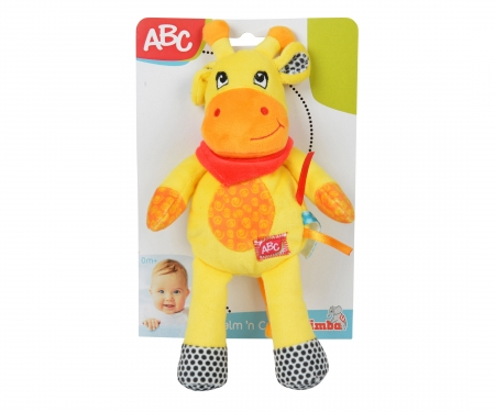 simba ABC Plush Animals, 2-ass.