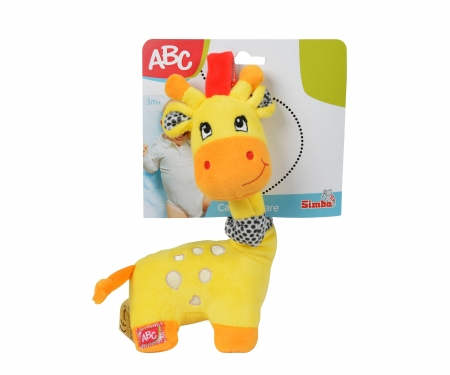 simba ABC Musical Clock Giraffe