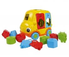 simba ABC Shape Sorting Car incl. Key
