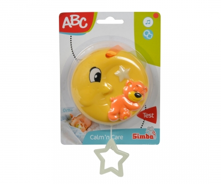simba ABC Musical Clock Moon