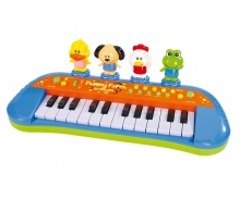 simba ABC Funny Animal Farm Keyboard