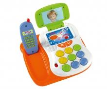simba ABC Funny Telephone