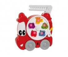 simba ABC Feuerwehrauto mit Griff