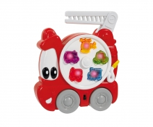 simba ABC Fire Engine with Grip