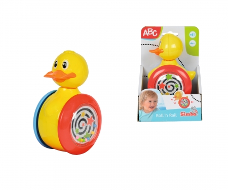 simba ABC funny Shaking Duck