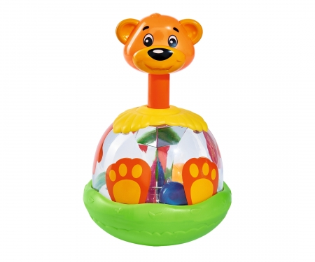 simba ABC funny Bear Spinning Top