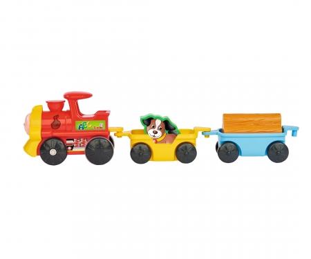 simba ABC Animal Railway Set, 18 pcs.