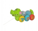 simba ABC Pull Along Crocodile