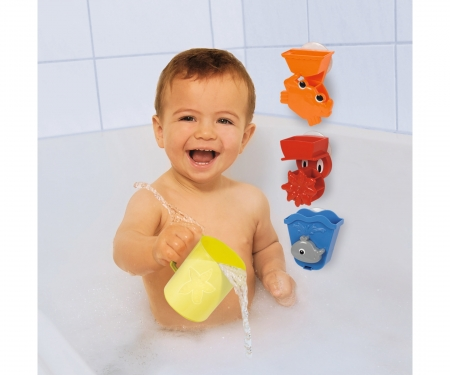 simba ABC Bath Play Set